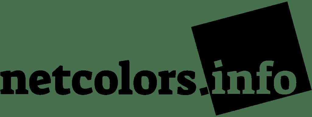 netcolors logo black